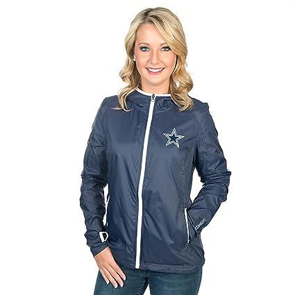 b457354f21b Amazon.com : Dallas Cowboys Warm up Jacket : Sports & Outdoors