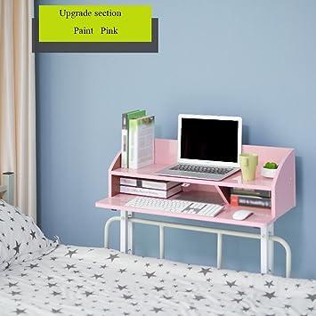 Amazon.de: ERRU - Laptop-Tisch Kreativer Schlafsaal Computer Tisch ...