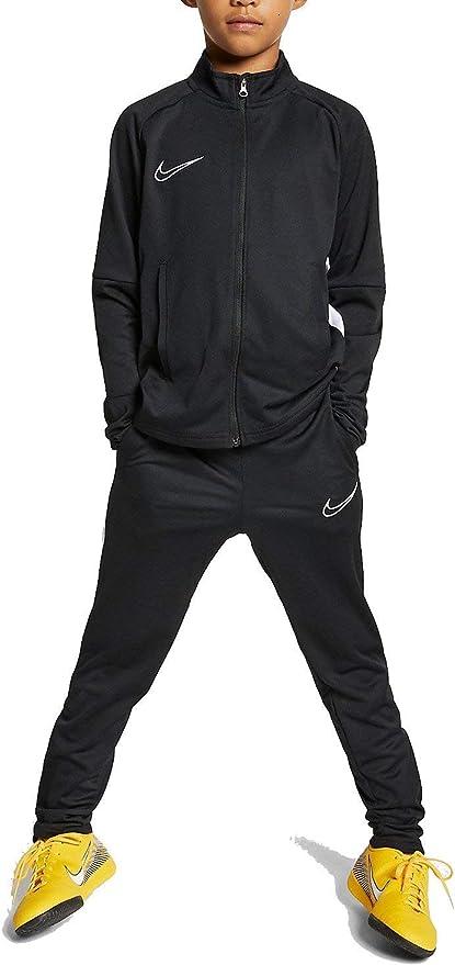 Todavía Armstrong Poner la mesa  Nike Dri-FIT Academy Older Kids' Football Tracksuit: Amazon.co.uk: Clothing