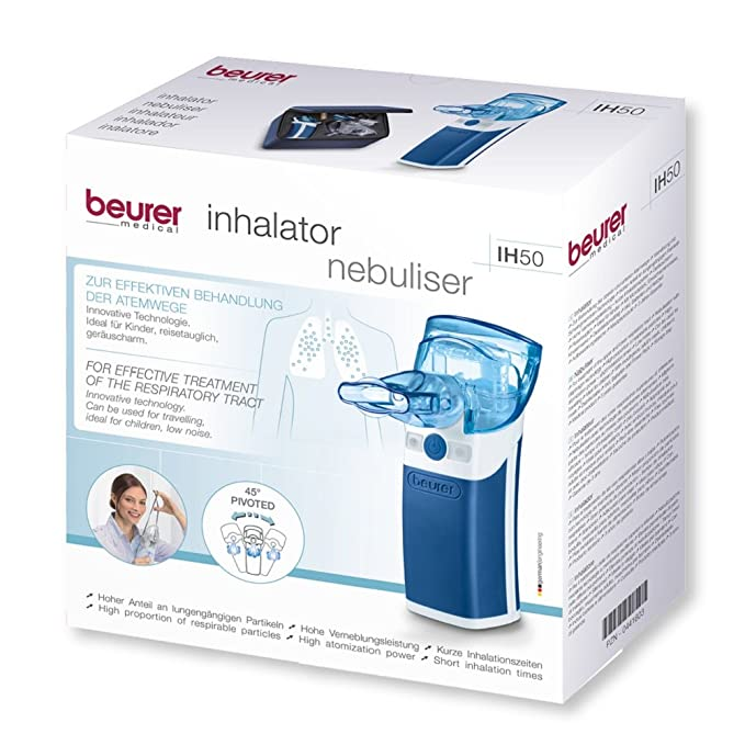 caa0768e51d Buy Beurer IH 50 Nebulizer Online at Low Prices in India - Amazon.in