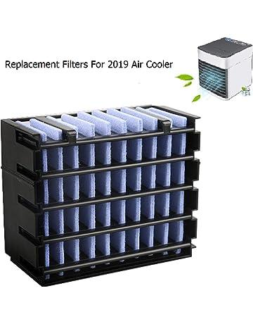 Suzada Filtro de Repuesto para Espacio Personal Air Cooler, 13 * 6 * 10cm