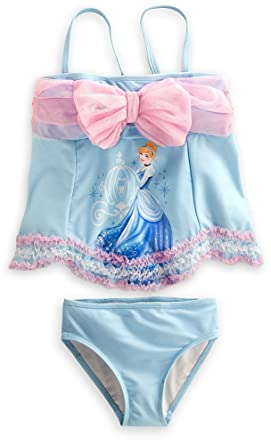 2355159810 Amazon.com  Disney Store Girls Princess Cinderella Deluxe 2-Piece ...