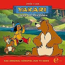 Yakari bei den Bären (Yakari 3): Das Original-Hörspiel zur TV-Serie Hörspiel von Thomas Karallus Gesprochen von: Mia Diekow, Achim Schülke, Ben Hecker