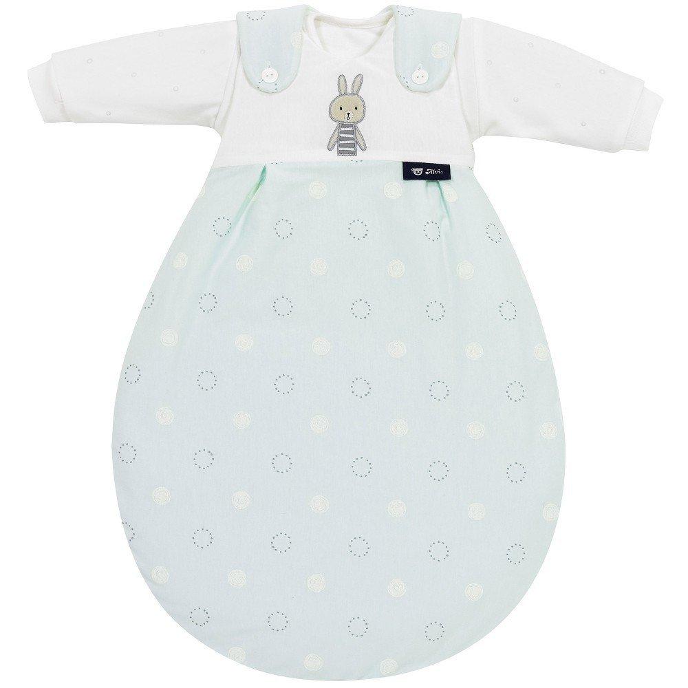 Alvi Schlafsack Baby-Mäxchen pastellmint Größe 80   86
