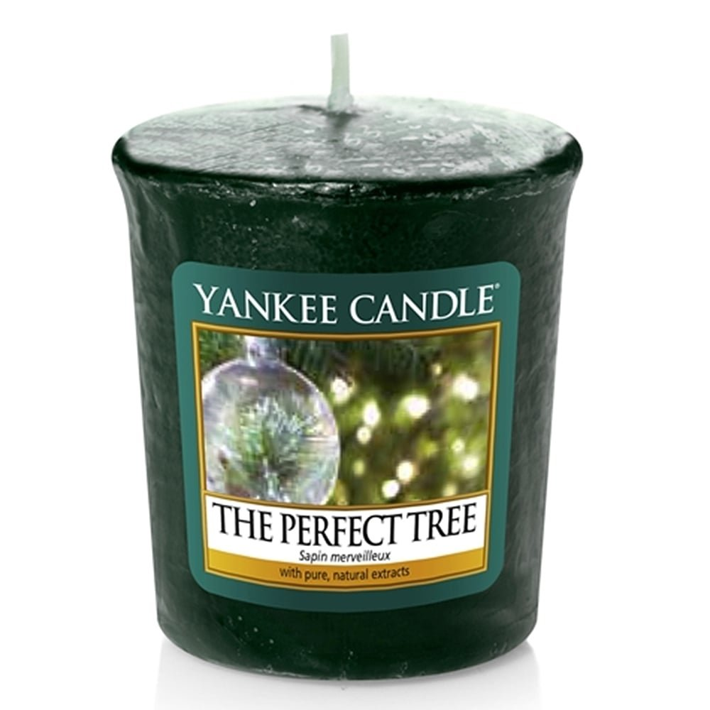 Votive THE PERFECT TREE Yankee Candle
