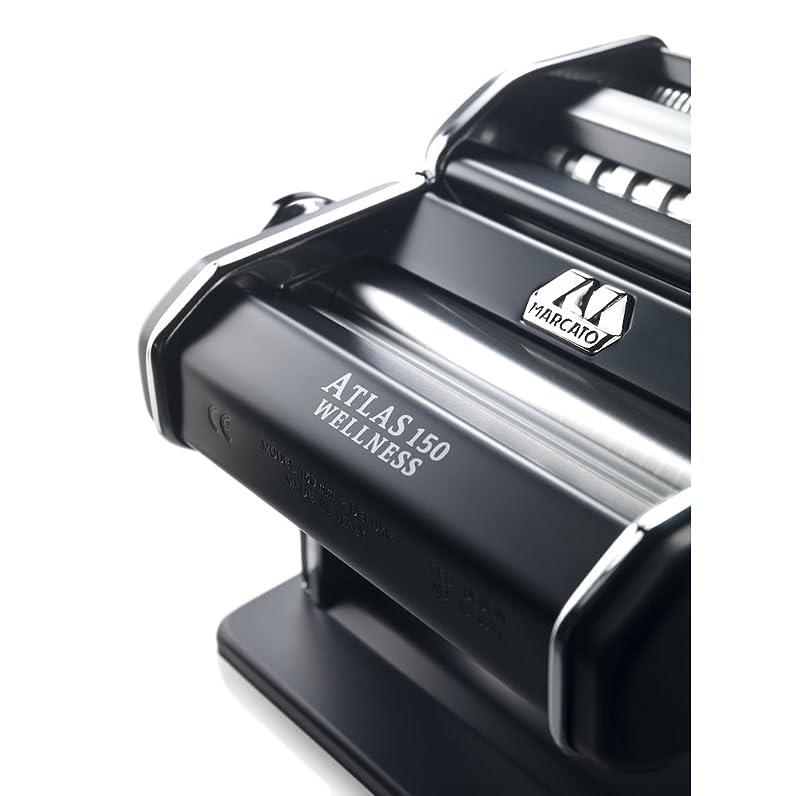 Marcoto Atlas 150 Machine à pâtes Alliage léger Rouge: Amazon.fr ...