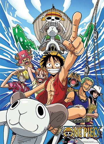 Great Eastern Entertainment One Piece The Straw Hat Pirates