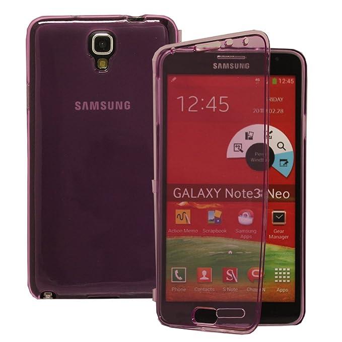 2 opinioni per Vcomp® Samsung Galaxy Note 3Neo/Lite Duos 3G LTE SM-N750SM-N7505SM-N7502: