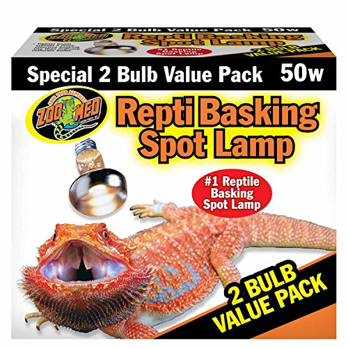 Zoo Med Basking Spot Lamp – 2 pack