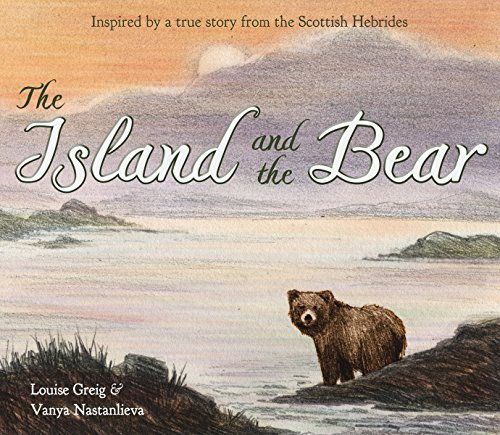 The Island and the Bear (Picture Kelpies)