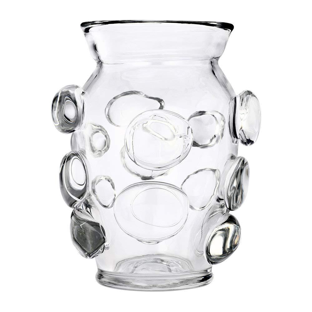 AERIN ABEL Vase - Clear - Large