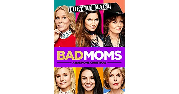 Bad Moms Christmas Putlockers.Amazon Co Uk Watch Bad Moms A Bad Moms Christmas Prime