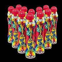 One Dozen 4oz Dab-O-Ink Red Bingo Dauber