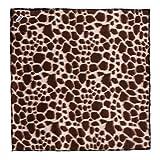 Refillable Giraffe Catnip Pillow Blanket for your Cat or Kitten