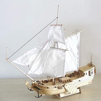 Maquetas de Barcos Kits de Modelo de Barco Modelo de ...