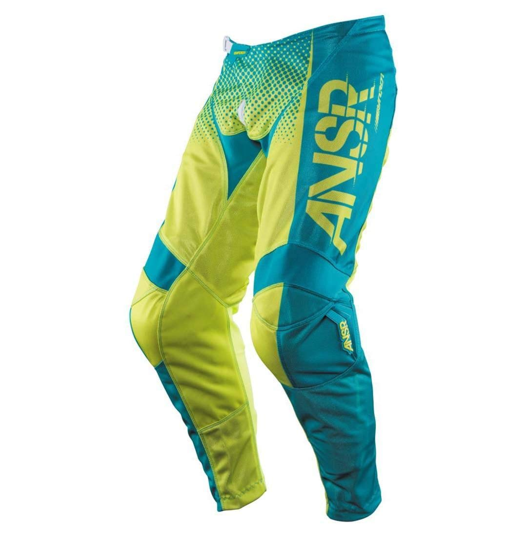 Size 16 Answer Racing A17.5 Syncron Air Youth Boys Off-Road Motorcycle Pants Red//White