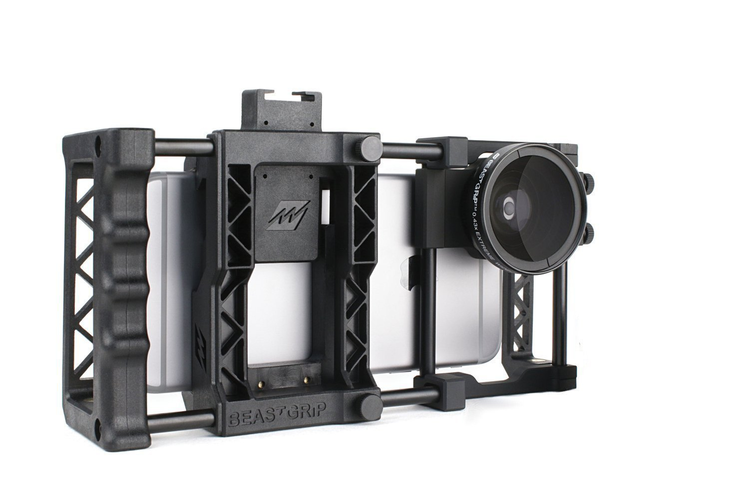 Beastgrip Pro + Wide Angle Lens Bundle by Beastgrip