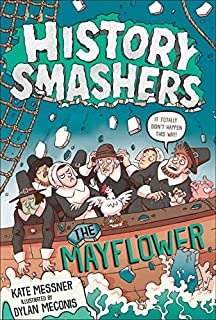 Book Cover: History Smashers: The Mayflower