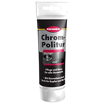 Beliebt Caramba 60751502 Chrom-Politur 75 ml: Amazon.de: Auto FP21