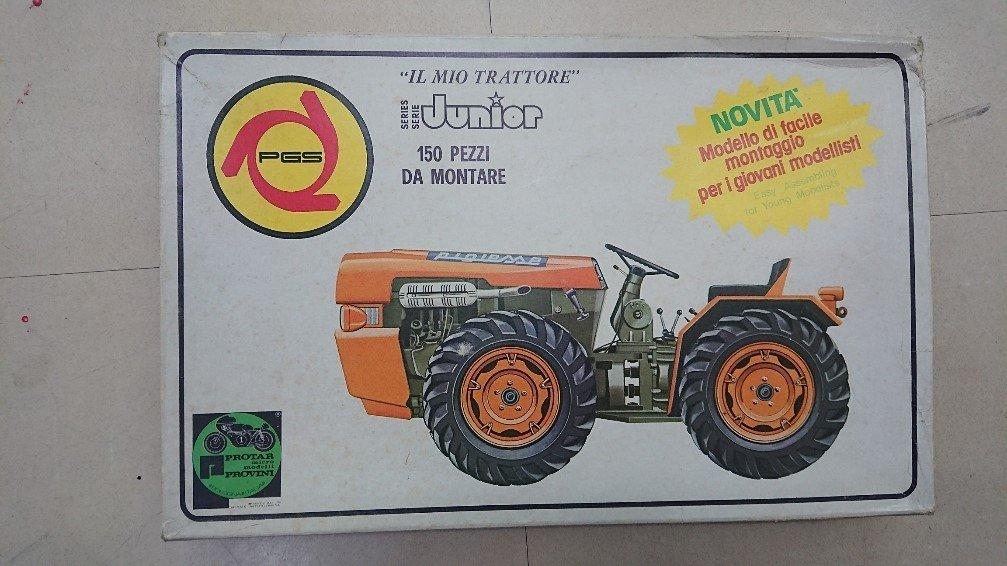 プロター1/9 トラクター 150ペッツィー ダモントーレ B07C4T75GR