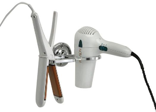 Taymor Flat Iron and Blow Dryer Holder Combo | AllModern