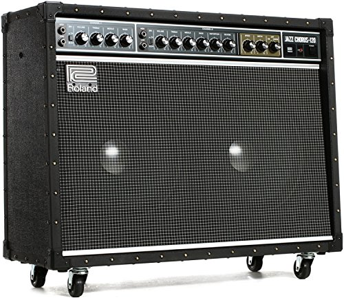 Roland JC-120 - 120W 2x12'' Guitar Combo Amp by Roland