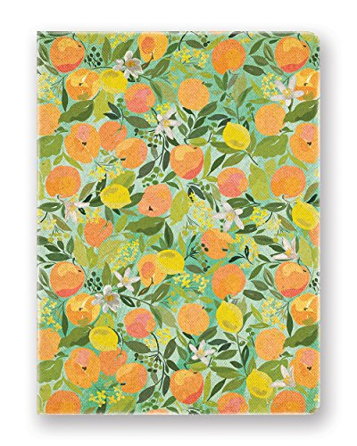 Journal Studio (Studio Oh! Hardcover Medium Deconstructed Journal Available in 11 Different Designs, Citrus)