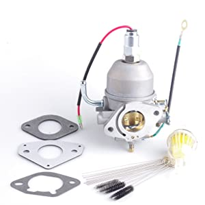 Dosens Carburetor Replacement for Kohler CV18S CV20S CV22S CV725 Command Engine Carb 24 853 25-S with Gaskets