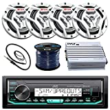 Best JVC Amps For Cars - JVC KDX33MBS Marine Boat Yacht Radio Stereo CD Review