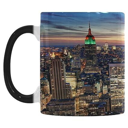 Amazoncom Interestprint Nyc New York City Skyline Cityscape
