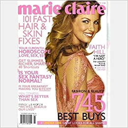 marie claire magazine vol 20 no 1 january 2006
