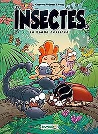Les insectes en bd tome 2 par  Cosby