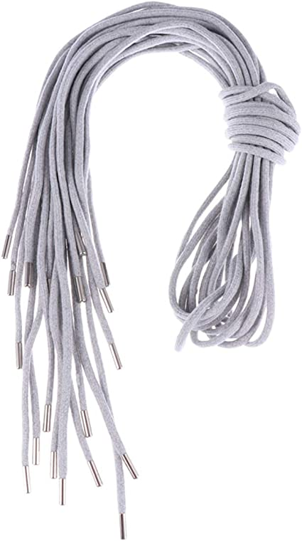 10 Pack Drawstring Cords Replacement for Jacket Swim Trunks Also for Shoes