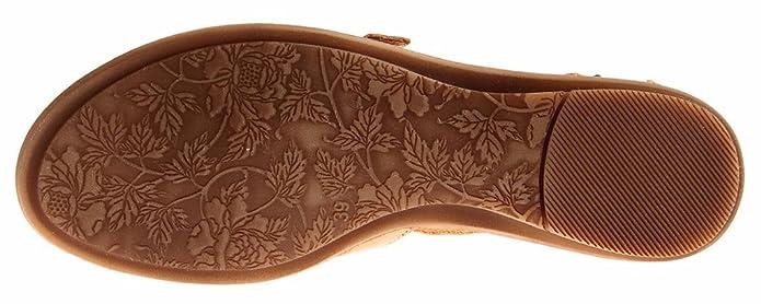 8adf86fd6c02a6 Sabaria by Richter Sommer Sandalen Ledersandalen Damen Schuhe Mädchen  54.8780 EU 39  Amazon.de  Schuhe   Handtaschen