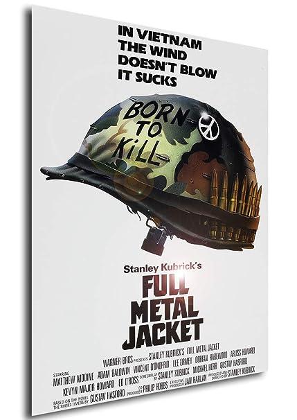 Instabuy Poster Full Metal Jacket (La Chaqueta metálica ...