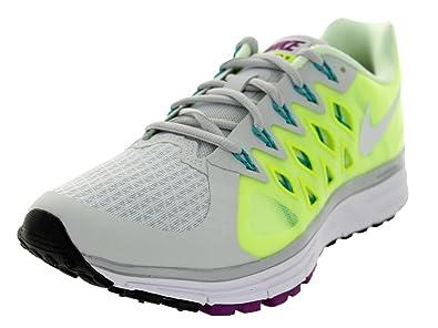 Nike Zoom Vomero 9 Femmes Chaussures De Course Lumière Chambre Verte / Gris réduction abordable magasin à vendre 0V2cIgA