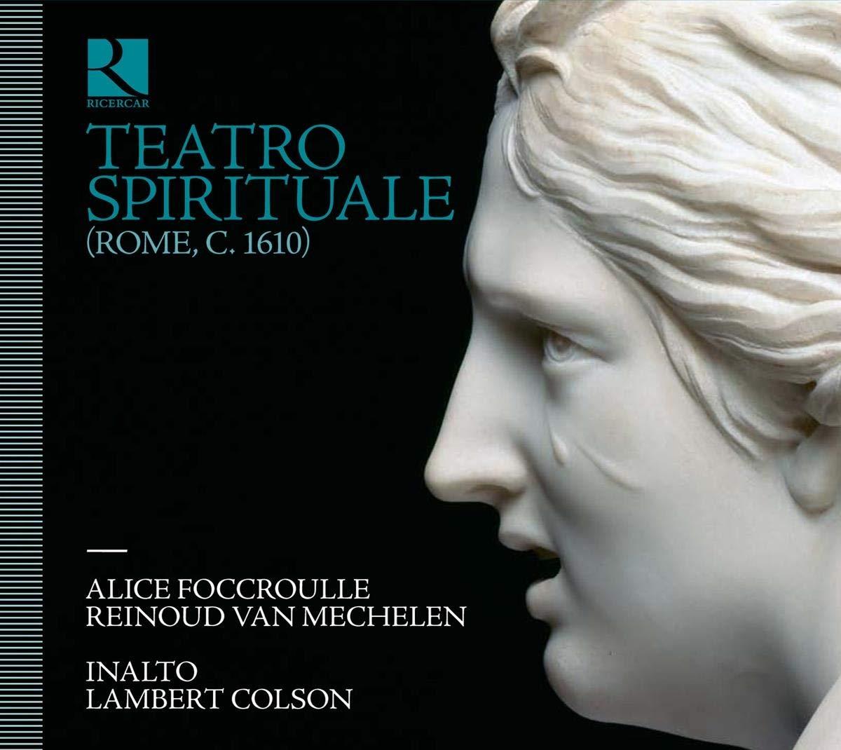Teatro Spirituale Girolamo Frescobaldi Paolo Quagliati