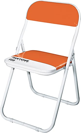 Sedie Pieghevoli Pantone Prezzo.Sedia Metallo Pieghevole Pantone 165 Cm 44 H 46 79