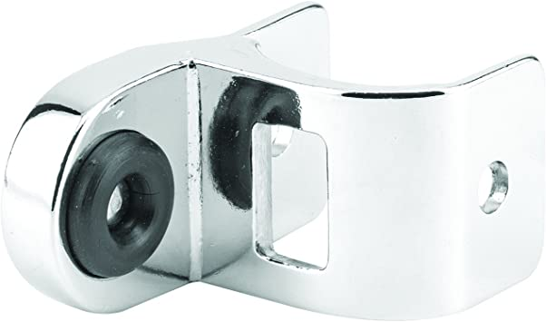 Sentry Supply 650-7774 In//Outswing Strike and Keeper with bumber 1-1//4 inch Post Chrome Plated Zamak Pack of 1