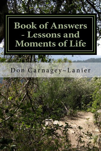 Book of Answers - Lessons and Moments of our Life