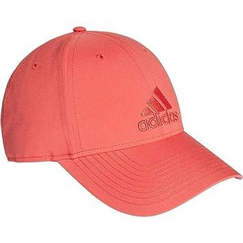 adidas 6 Panel Cap Lightweight Embroidered Logo Gorra, Mujer, Naranja (esctra), Talla Única: Amazon.es: Deportes y aire libre