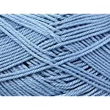 Sirdar Cotton Knitting Yarn DK 533 Seashell - per 100 gram ball