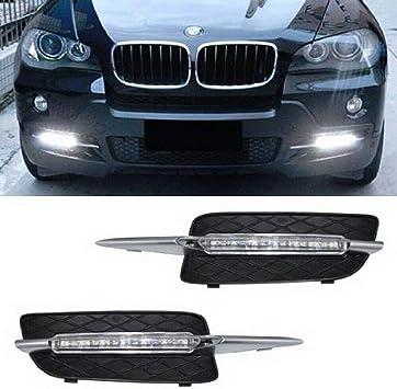 Left LH Fender Turn Signal Marker Light Fits BMW X3 X5 X6 E70 E71 F25 2007-2013