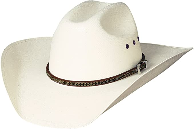 18844db5f0d Montecarlo Bullhide Hats FULL CLIP 20X Formosan Straw Western Cowboy Hat (6  3 4