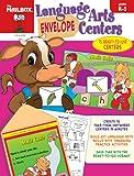 Envelope Centers, The Mailbox Books Staff, 1562347071