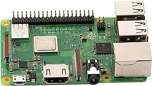 Poitwo - Caja portátil para Raspberry Pi 3 2 B+: Amazon.es: Hogar