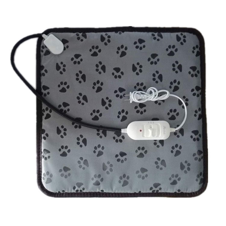 color Pet Heating Pad Electric Blanket Waterproof Anti-Scratch Anti-Leakage Pet Heating Pad Dog 110V