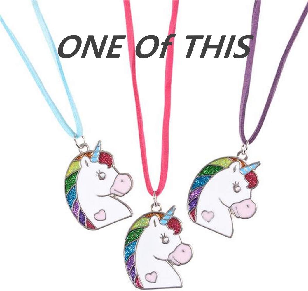 White Unicorn Aryellys Girls Jewelry Pendant Necklace