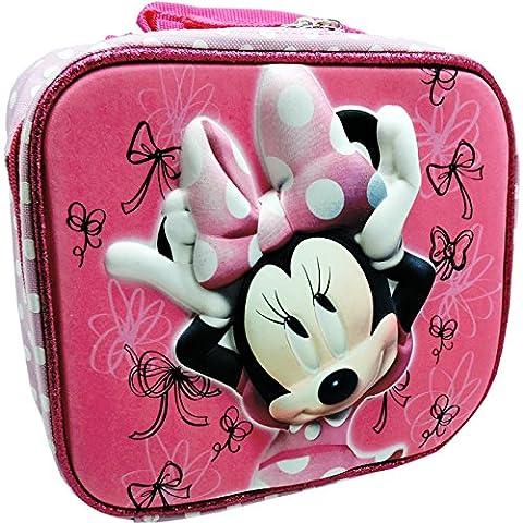 Disney Minnie Mouse 3d Pop-out Lunch Bag - 9