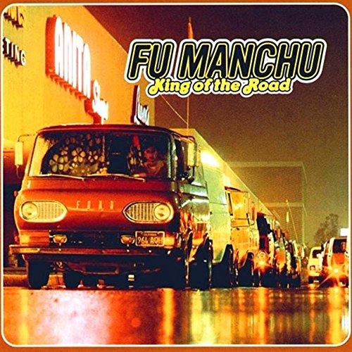 Vinilo : Fu Manchu - King Of The Road (Colored Vinyl, Yellow, Reissue, 2PC)